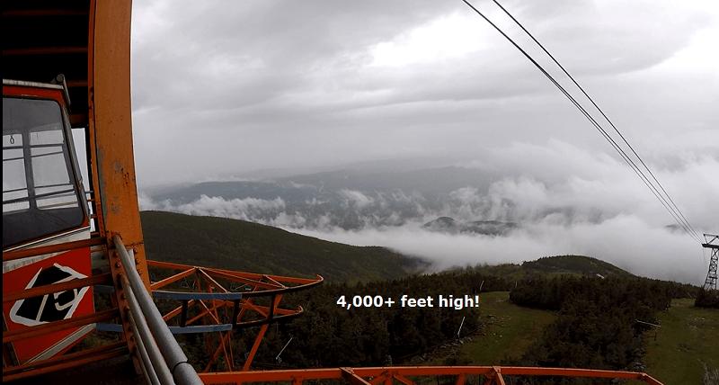 cannon mountain summit new hampshire
