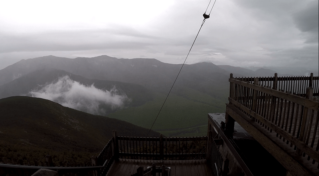 cannon mountain watchtower hike
