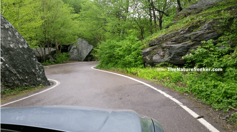smuggler's notch state park scenic road