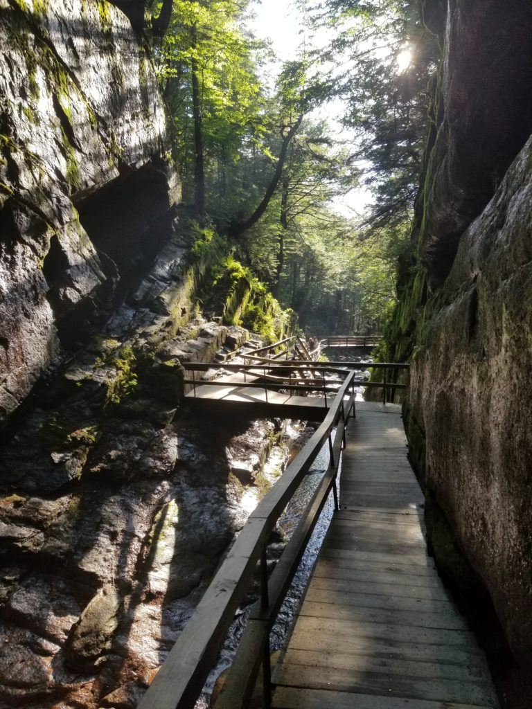 flume gorge state park