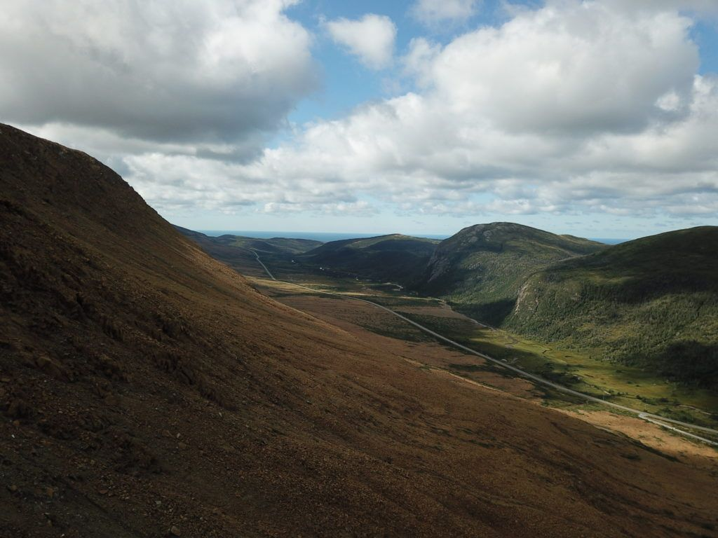 tablelands gros morne national park