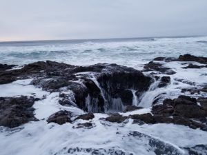 thors well oregon coast