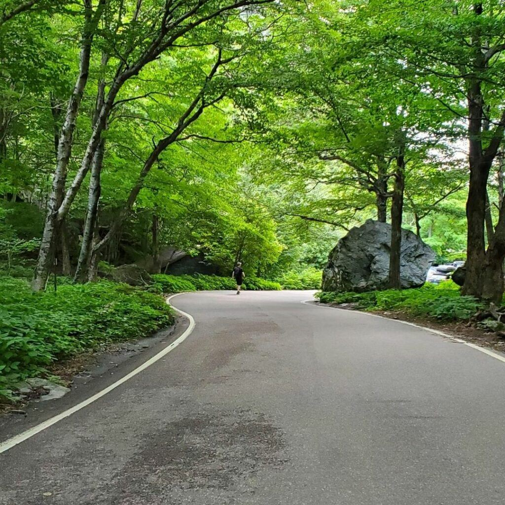 Smugglers notch scenic drive vermont