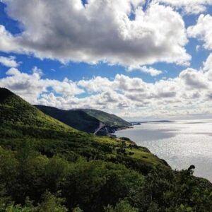 cabot trail scenic drive