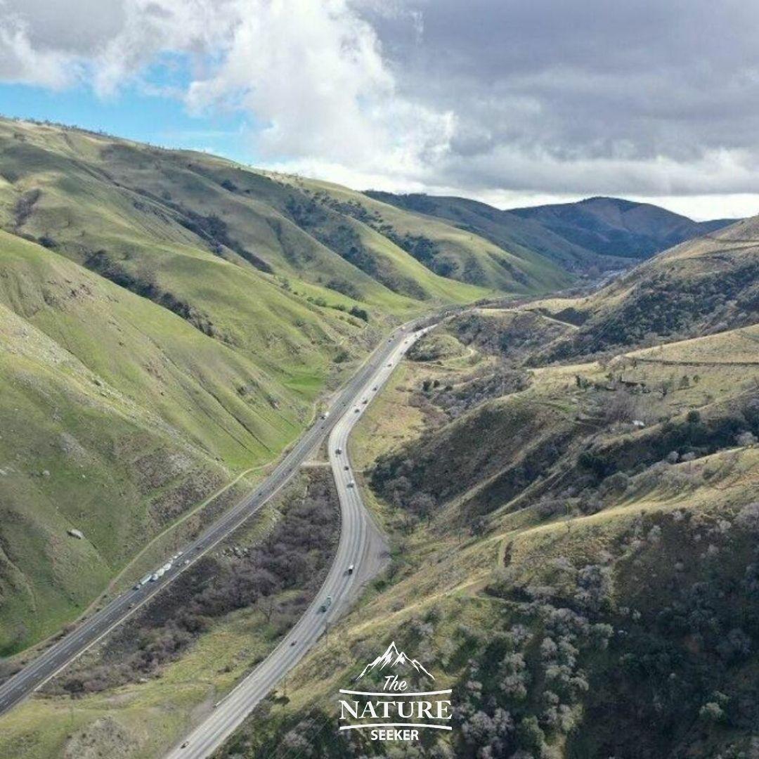 california interstate 5 scenic drive north america