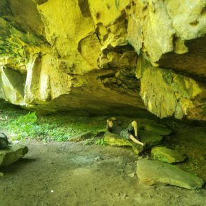 daniel boone national forest caves
