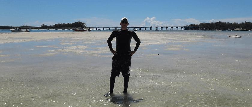 sandbar kayaking in bradenton