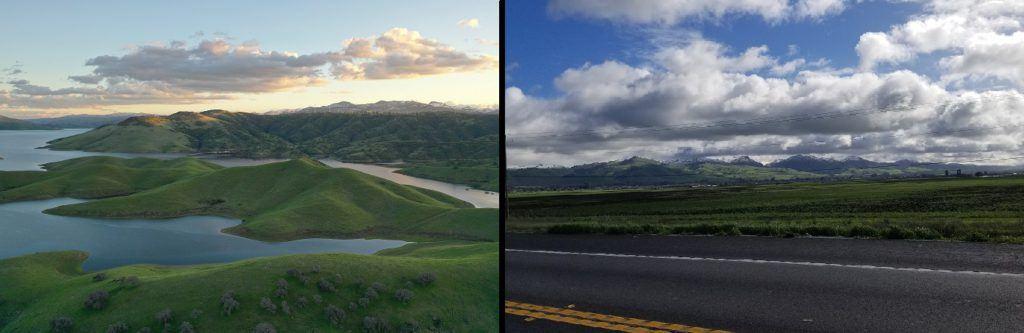more scenic drives in california