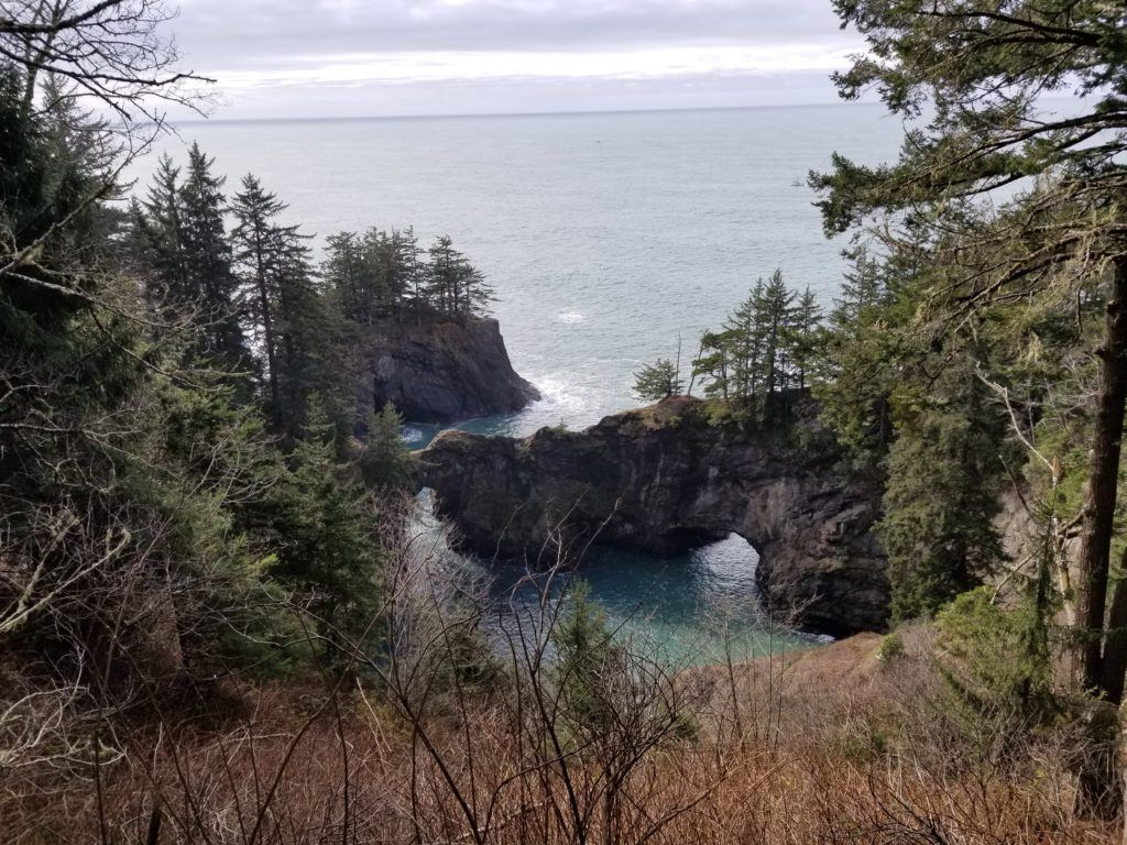 natural bridges viewpoint