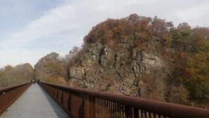 rosendale trestle bridge picture