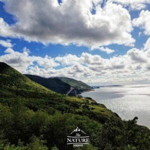 the cabot trail scenic drive canada
