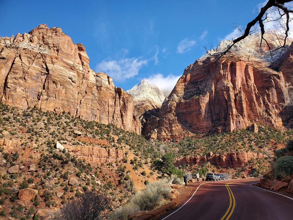 scenic drives in north america
