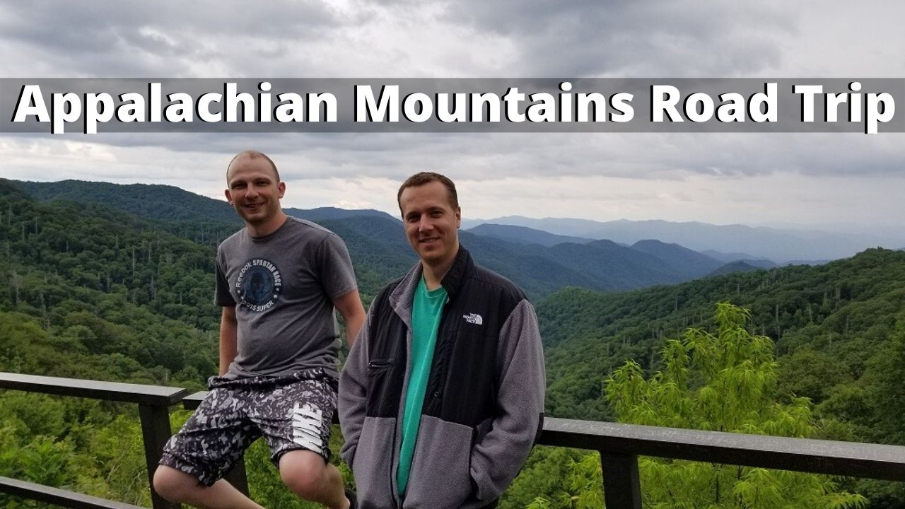 My Epic 4,000 Mile Road Trip in The Appalachian Mountains