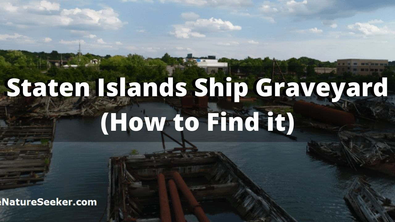 How to Find The Ship Graveyard in Staten Island, New York