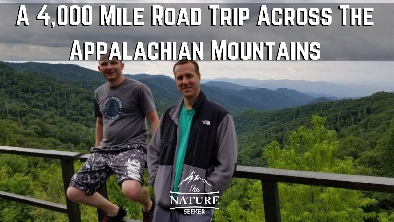 Appalachian mountains road trip 01