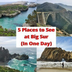 How to Spend One Day at Big Sur