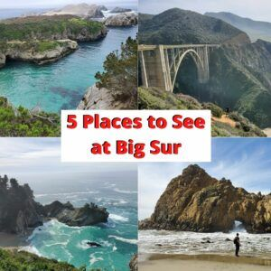 what to do at big sur