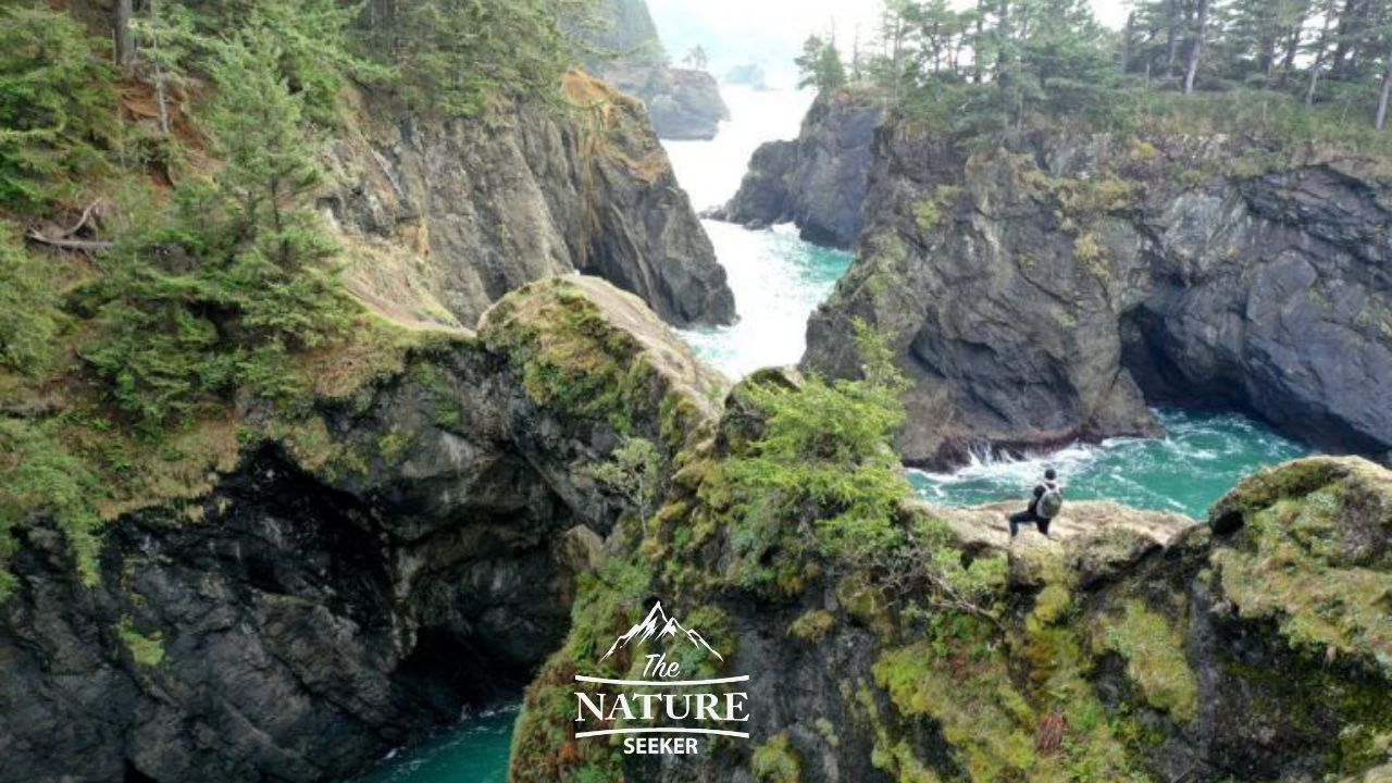 beautiful places on the oregon coast to fly drones