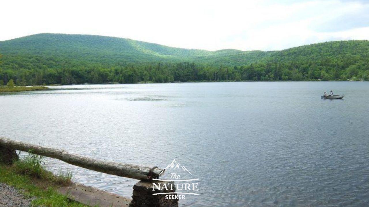 beautiful views at north south lake