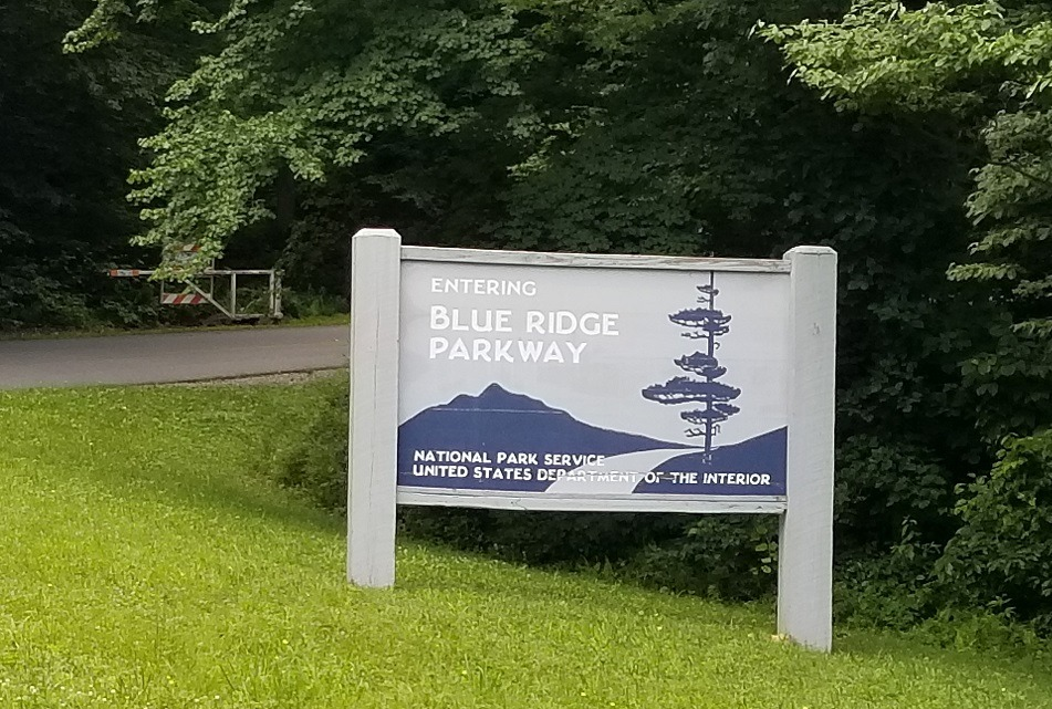 blue ridge parkway photo