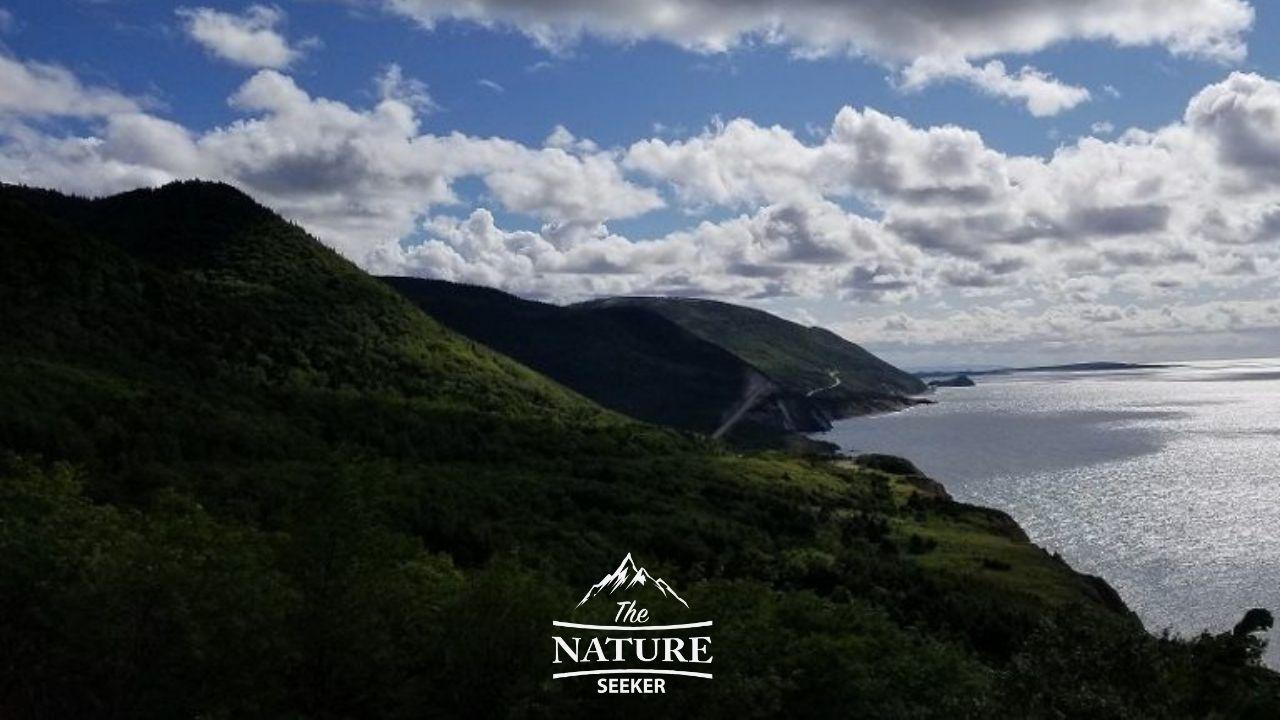 cabot trail nova scotia in eastern canada road trip 03