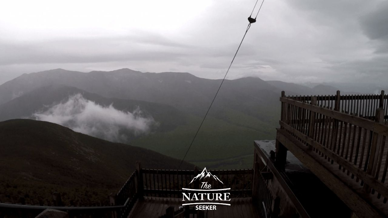 cannon mountain watchtower