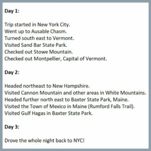 eastern united states road trip itinerary list 01