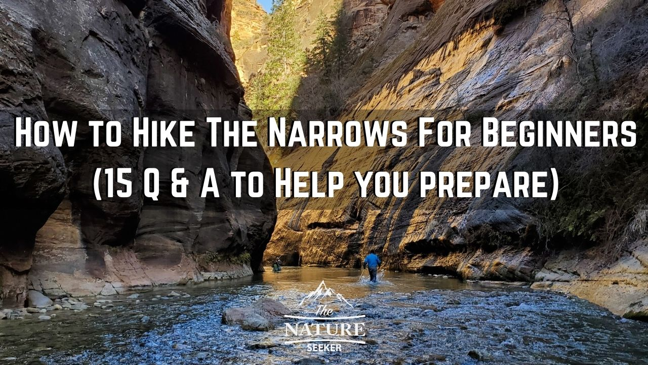 how to hike the narrows for beginners