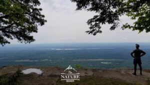 incredible scenic overlook in the catskill mountains