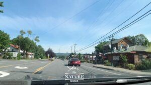 lake george scenic drive 9n picture