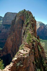 last dangerous part of angels landing hike
