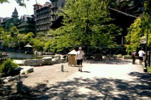 mohonk hotel and lake