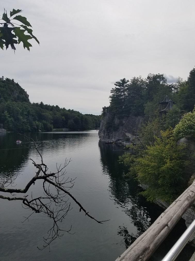 mohonk preserve lake