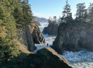 natural bridges photograph