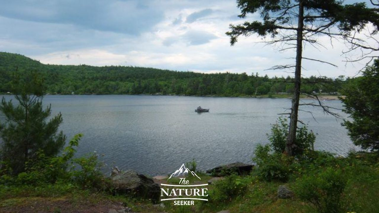 north south lake region in the catskill mountains