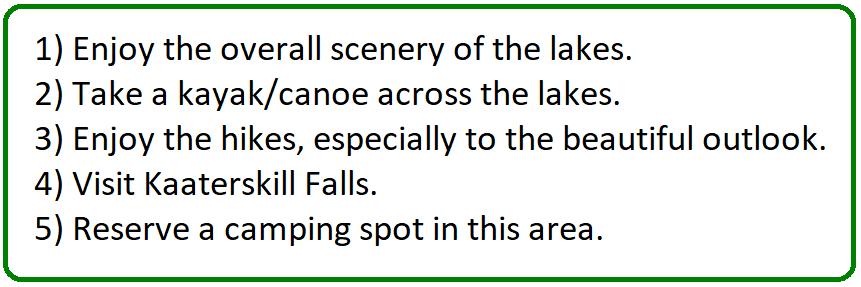 north south lake reviews