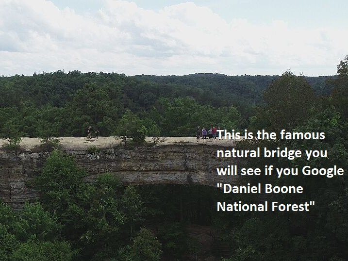 road trip 2 into daniel boone national forest