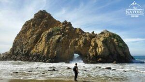 see the beautiful pfeiffer beach in big sur