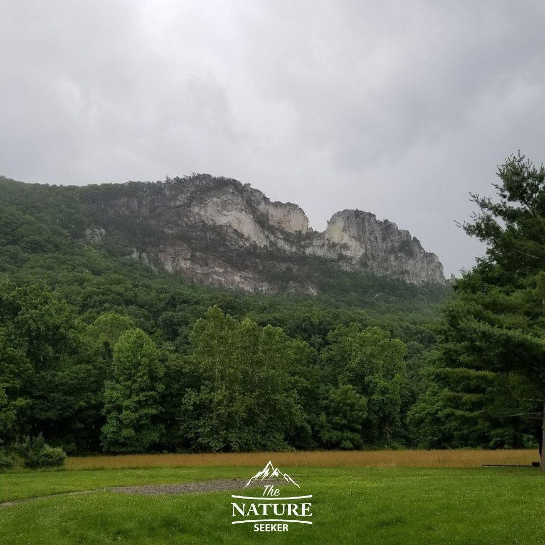 seneca rocks hike appalachian mountains road trip 02