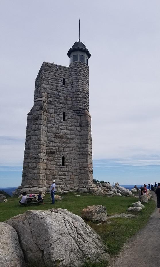 skytop tower mohonk preserve
