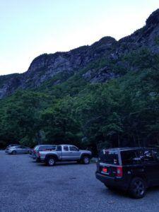 stowe mountain hike trail