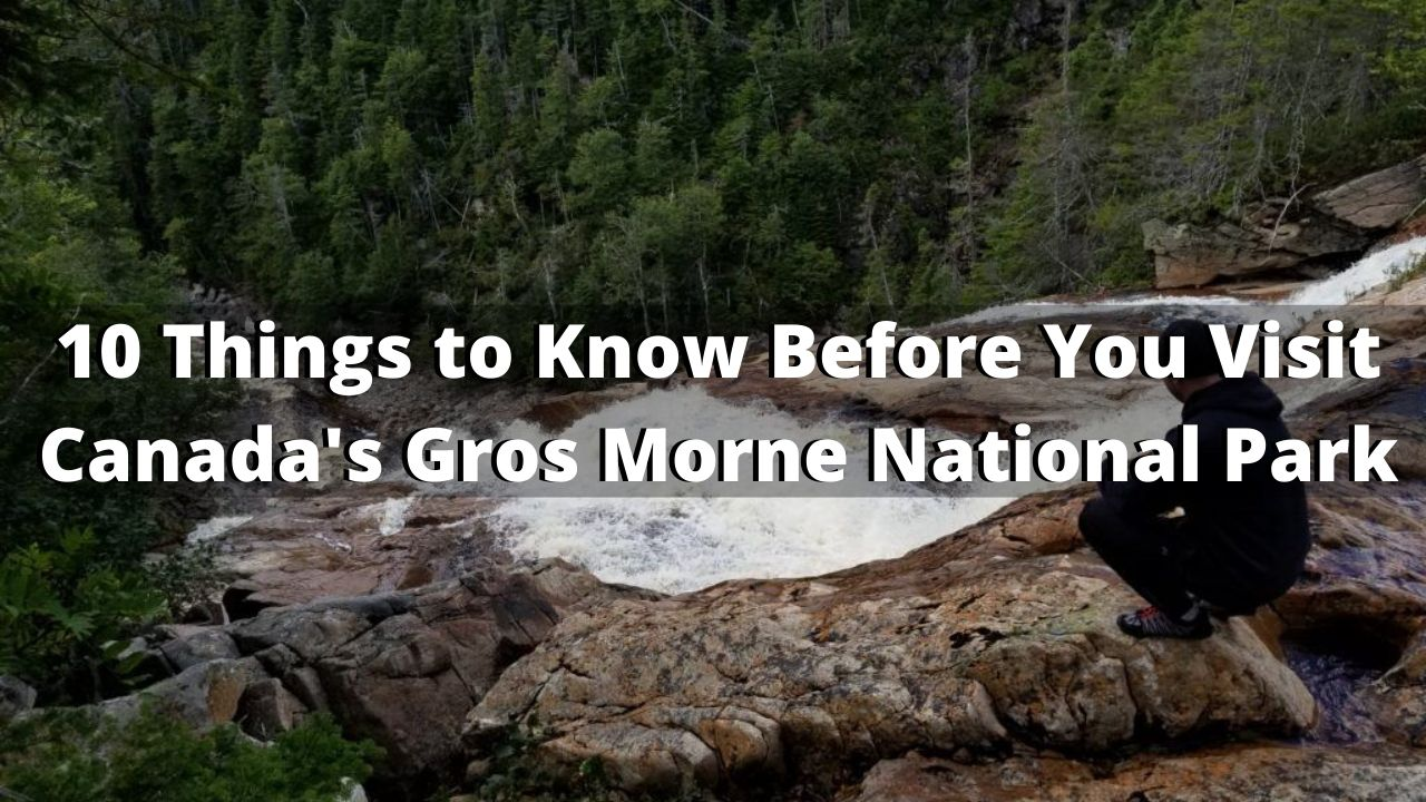 10 Things to Know Before You Visit Gros Morne National Park