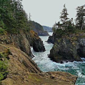 Samuel H. Boardman State Park oregon coast