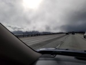 scenic drives in california