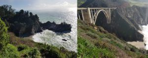 west coast road trip pictures