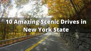 10 scenic drives in new york state