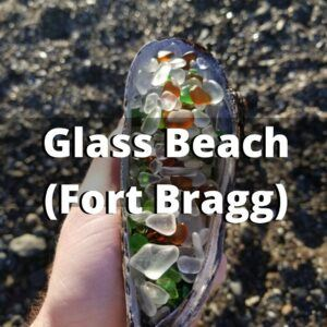 Here's What Glass Beach in Fort Bragg California Has to Offer