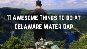 a list of 11 things to do at delaware water gap