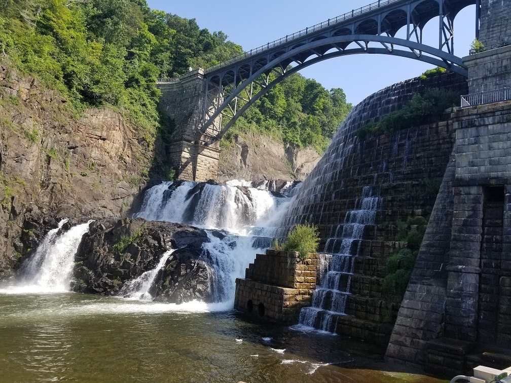 croton water dam photo