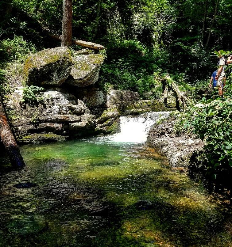 delaware water gap swimming holes